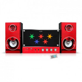 INOVALLEY HP100-BTH Chaéne Hifi Disco Bluetooth