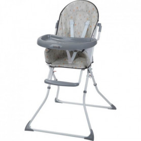 SAFETY 1ST Chaise Haute Kanji - Warm Grey