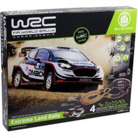 WRC Set 1/43 Extreme Land Rallye - 4,5 m - Circuit