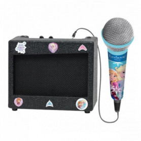 LEXIBOOK - Ampli Portable et Micro La Reine des Neige