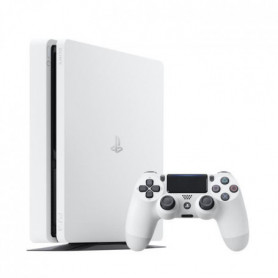 PS4 500 Go Blanche