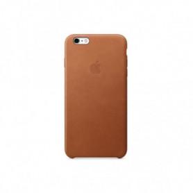 Coque en cuir pour iPhone 6s Plus - Havane