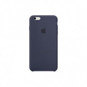 Coque en cuir pour iPhone 6s Plus - Bleu nuit