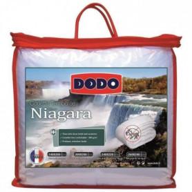 DODO Couette tempérée 300g/m² anti-acariens NIAGAR 140x200 cm