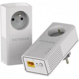 NETGEAR Pack de 2 CPL Filaires - 1000 Mbp/s