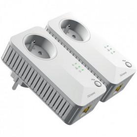 STRONG Kit de 2 Adaptateurs CPL Filaire - 500 Mbit/s
