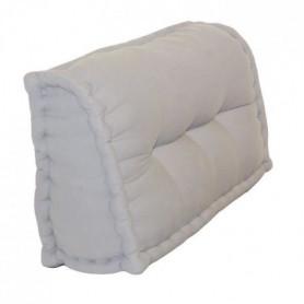 Dossier Cale-Reins 100% coton 60x22/11xH35 cm
