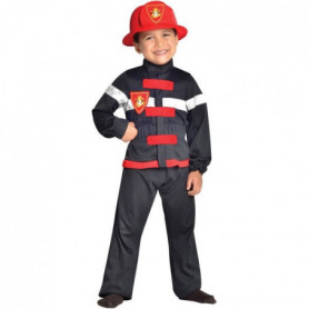 CESAR - F566 - Déguisement pompier - 3 / 5 ans