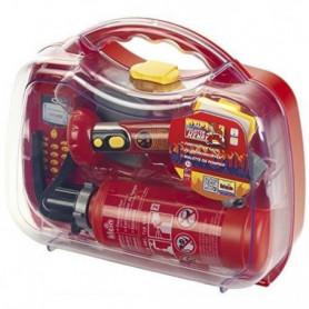 KLEIN - Mallette de pompier avec accessoires pour