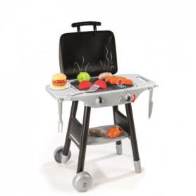 SMOBY Barbecue Plancha + Accessoires Inclus