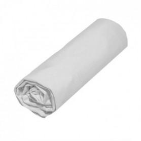 COTE DECO Drap housse TPR 100% coton 80x200 cm