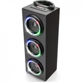 CALIBER HPG526BTLB - Enceinte bluetooth portable