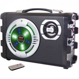 INOVALLEY KA14 Enceinte Karaoké Bluetooth - 30W