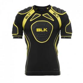 BLK Epaulieres de Rugby Tek 6 Shoulder Tee Padded