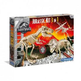 Archéo Ludic Jurassic World - Coffret 3 en 1