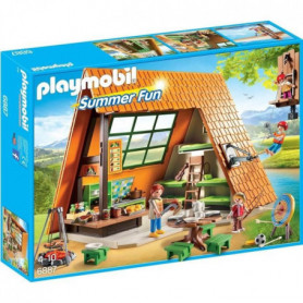 PLAYMOBIL 6887 - Summer Fun - Gîte de Vacances