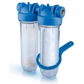 AQUAWATER Station double vide multisolutions