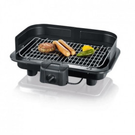 SEVERIN 2791 Barbecue - Noir