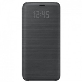 Samsung LED View Cover S9 - Noir