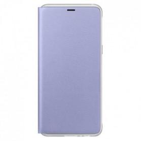 Samsung Neon Flip Cover A8 - Lavande