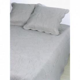 VENT DU SUD Couvre-lit BOUTIS 100% coton Byzance