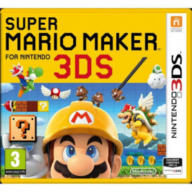 Super Mario Maker for Nintendo 3DS Jeu 3DS