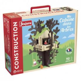 JEUJURA Cabane dans les arbres - 90 pieces
