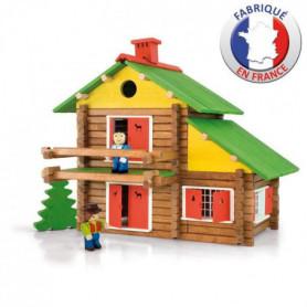 JEUJURA - Construction en bois - Mon Chalet en Bois