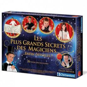 CLEMENTONI Magie Les plus Grands Secrets