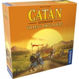ASMODEE - Catan - Extension Villes & Chevalier