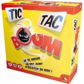 ASMODEE - Tic Tac Boum - Jeu de société