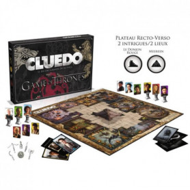 GAME OF THRONES Cluedo - Version Française