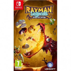 Rayman Legends Definitive Edition Jeu Switch