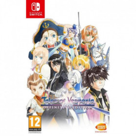 Tales of Vesperia: Definitive Edition Jeu Switch
