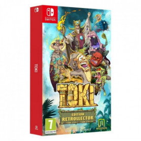 TOKI Édition Collector Jeu Switch