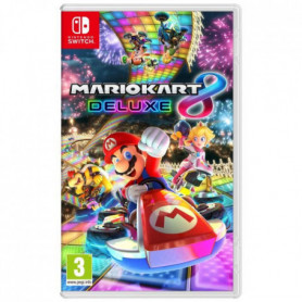Mario Kart 8 Deluxe Jeu Switch