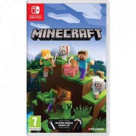 Minecraft Jeu switch