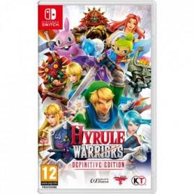 Hyrule Warriors : Definitive Edition Jeu Switch