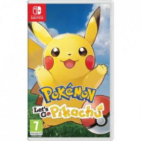 Pokémon : Let's go, Pikachu Jeu Switch Pokemon Go