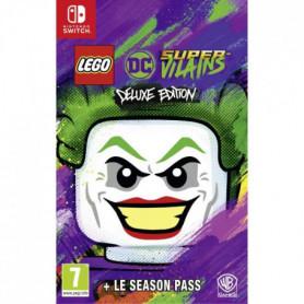 LEGO DC Super-Vilains Deluxe Édition Jeu Switch