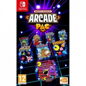 NAMCO Museum Arcade Pac Jeu Nintendo Switch