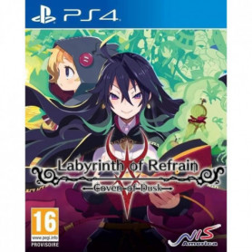 Labyrinth Of Refrain: Coven of Dusk Jeu PS4