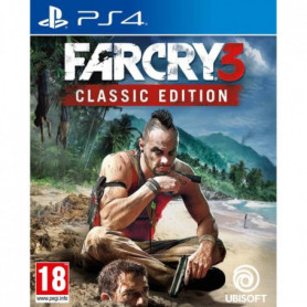 Far Cry 3: Classic Edition Jeu PS4