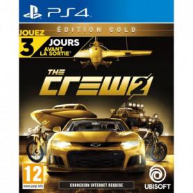 The Crew 2: Édition Gold Jeu PS4