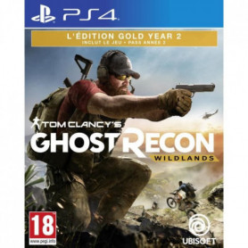 Ghost Recon Wildlands Year 2 Gold Jeu PS4