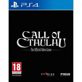 Call of Cthulhu Jeu PS4