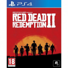 Red Dead Redemption 2 Jeu PS4