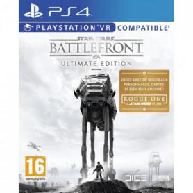 Star Wars Battlefront Edition Ultimate Jeu PS4