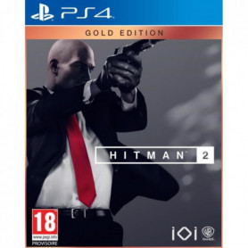Hitman 2 Gold Edition Jeu PS4