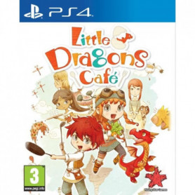 Little Dragons Cafe Jeu PS4